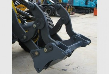 Wheel Loader Quick Hitches