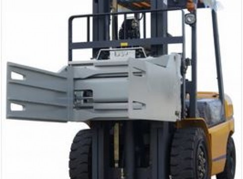 Bale Clamps Forklift Attachment