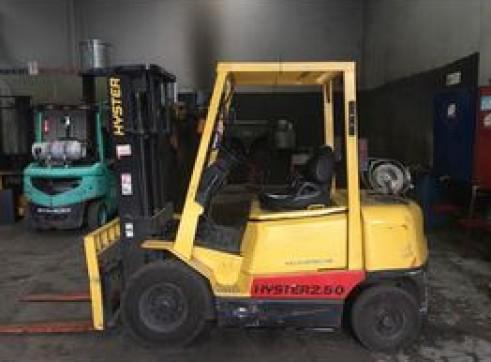 Hyster H2.50DX 2.5T Forklift