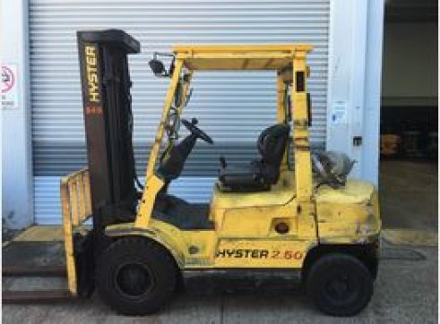 Hyster H2.50XM 2.5T Forklifts