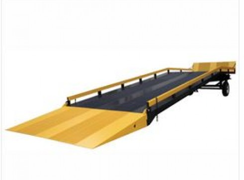 Mobile Loading Ramps