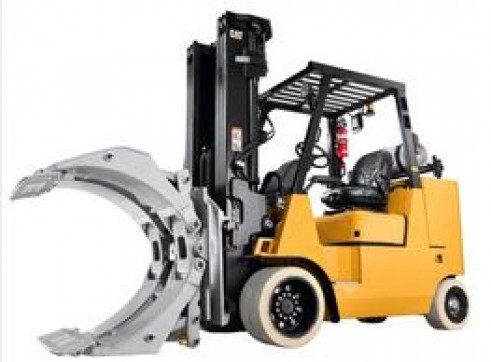 Paper Roll Clamps Forklift Attachment