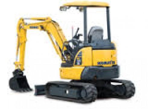 0 - 5T Excavators 2