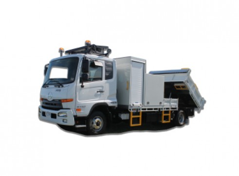 1-8T Tippers