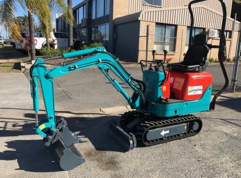 1 Ton Mini Excavator 2