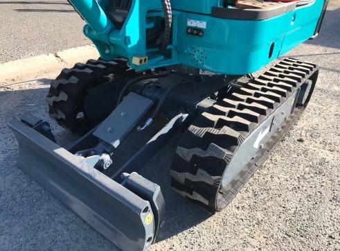 1 Ton Mini Excavator 3
