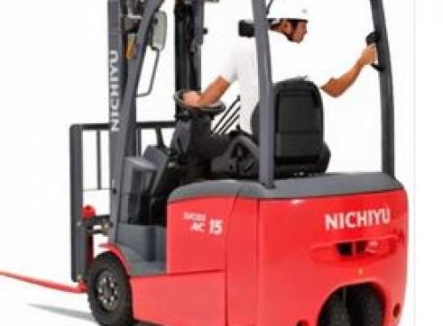 1.3T Nichiyu Medium-Large  Four-Wheel Counterbalance