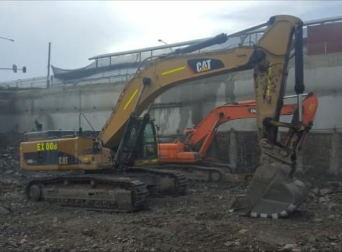 1.5-30T Excavators 1