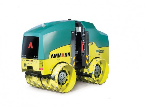 1.5 T Remote Control Trench Roller Ammann 1575 1