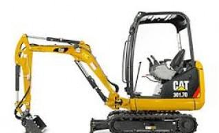 1.5T Cat Mini Excavator 1