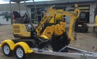 1.7 Tonne Excavator 1