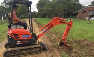 1.7T Excavator 1
