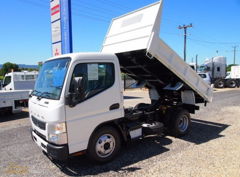 1.8 Tonne Mini Tipper
