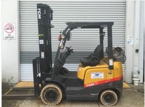 1.8T  TCM FG18T3 Forklift