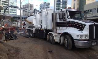 10,000L Vacuum Excavator 1