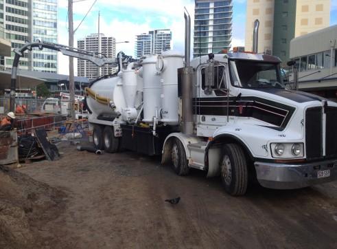 10,000L Vacuum Excavator