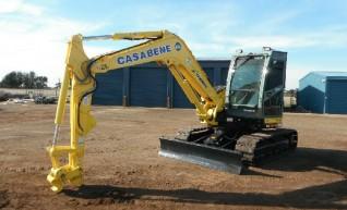 10 ton Excavator 1