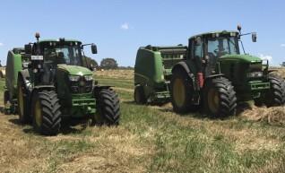 100-300HP 4WD Tractors 1