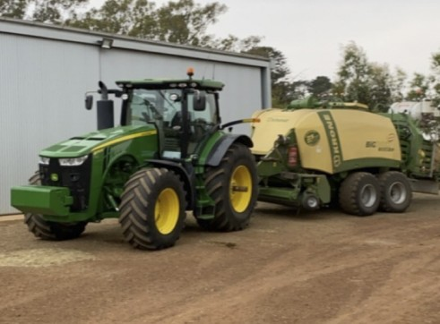 100-300HP 4WD Tractors 2
