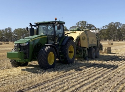 100-300HP 4WD Tractors 3