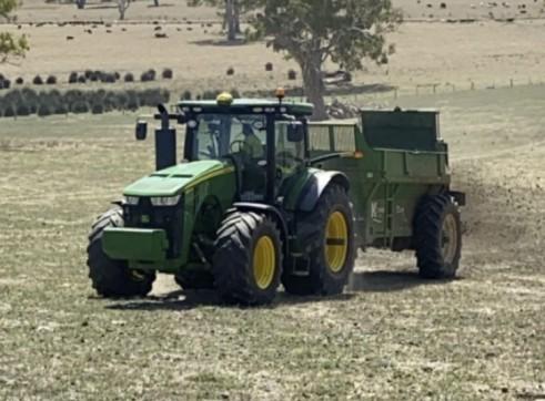 100-300HP 4WD Tractors 5