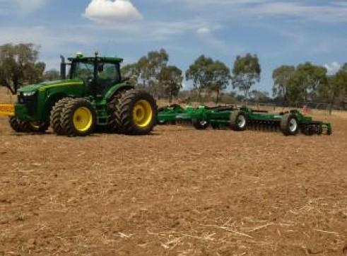 100-300HP Tractors  12