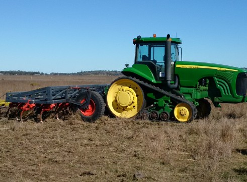 100-300HP Tractors  2
