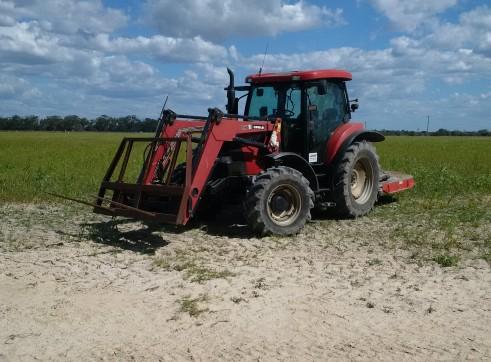 100-300HP Tractors  6