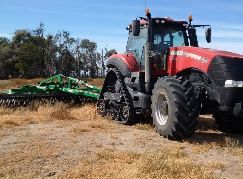 100-300HP Tractors  1