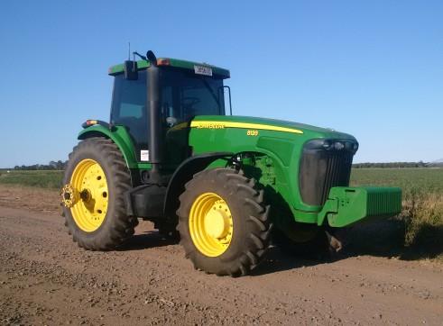 100-300HP Tractors  5