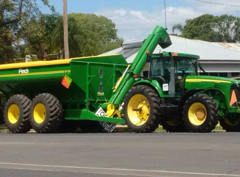 100-300HP Tractors  3