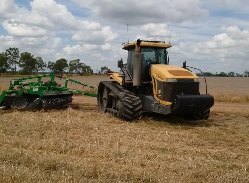 100-300HP Tractors  7