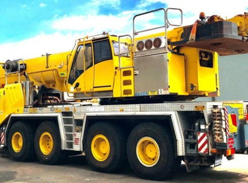 100 Tonne Grove Slewing Crane 1