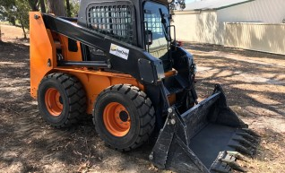 100HP COUGAR 1000 SKID STEER LOADER 1