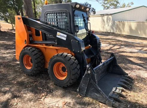 100HP COUGAR 1000 SKID STEER LOADER