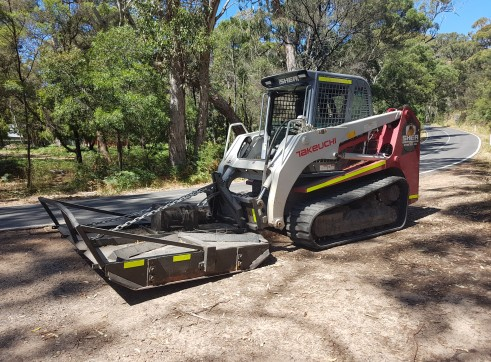 Forestry Equipment Hire
