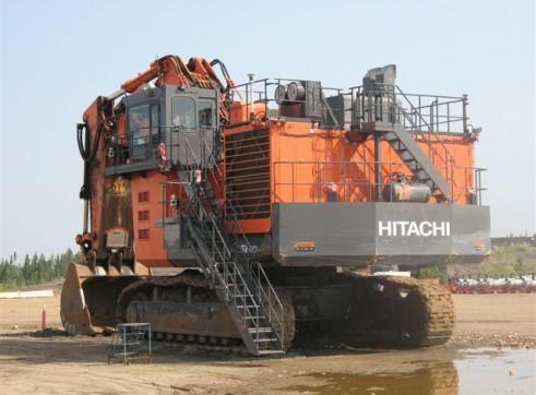 101T - 250T Excavators 1