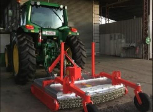 Tractor Slashing - Vegetation Management - Tillage & Seeding - Planting 15
