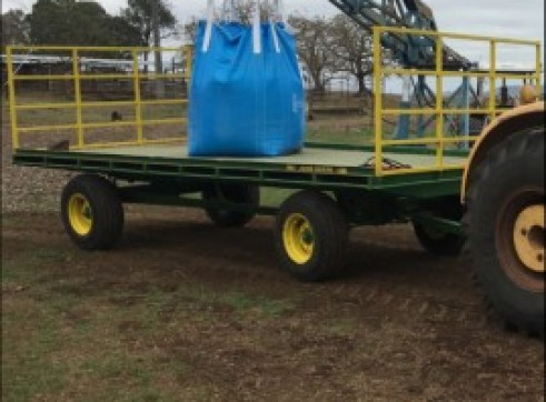 Tractor Slashing - Vegetation Management - Tillage & Seeding - Planting 3