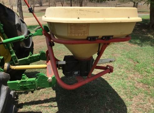 Tractor Slashing - Vegetation Management - Tillage & Seeding - Planting 8