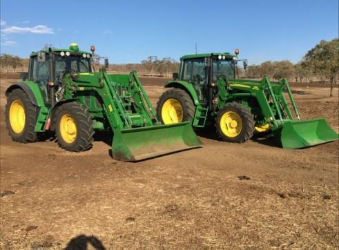 Tractor Slashing - Vegetation Management - Tillage & Seeding - Planting 10
