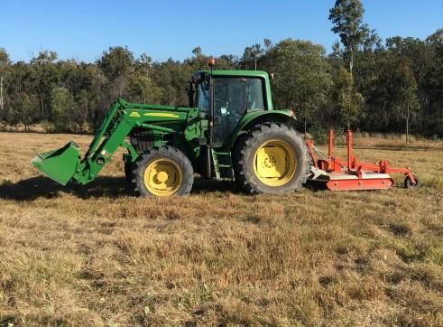 105HP John Deere 6330 Premium Tractor with GPS 14