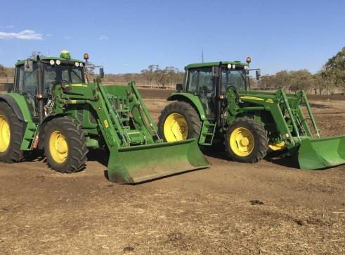 105HP John Deere 6330 Premium Tractor with GPS 2