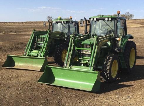105HP John Deere 6330 Premium Tractor with GPS 4