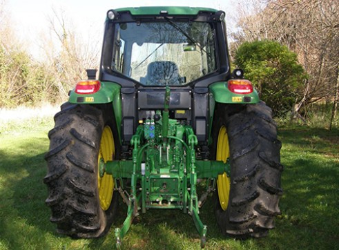 105HP John Deere 6330 Tractor with Cabin Only 2