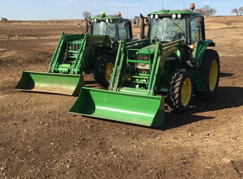 105HP 6330 Premium Tractor with Slasher 9