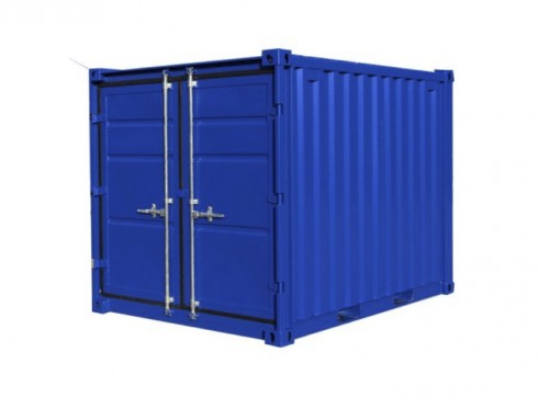 10ft Shipping Container - 3m x 2.4m 1