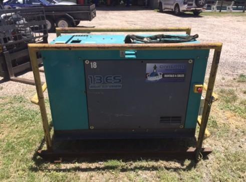 10KVA Generator 4