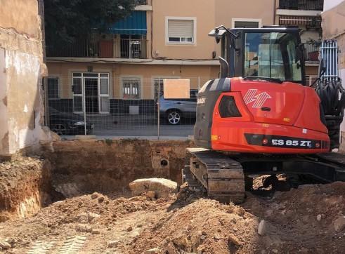 9T Eurocomach ES85ZT Mini Excavator