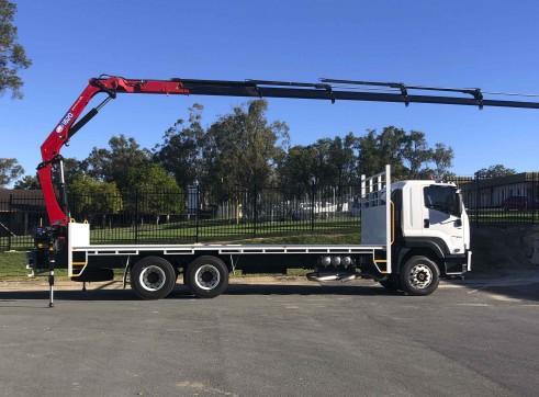 10T Isuzu Crane Truck - Brand NEW 1
